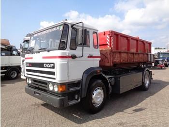 Hook lift truck DAF 2300 Turbo + manual + Pto + Hook System