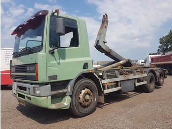 Hook lift truck DAF 75 CF 290
