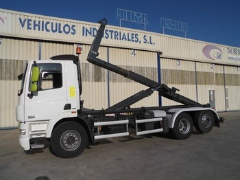 DAF 85.410 - hook lift truck