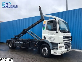 Hook lift truck DAF 85 CF 340 Manual, Guima hooklift container system