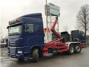 DAF AS 105 XF 105 XF 460 - hook lift truck
