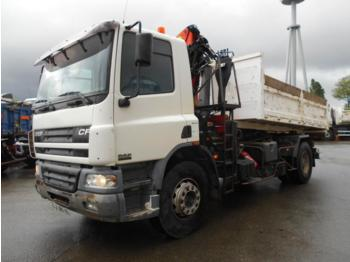 Hook lift truck DAF CF75 250: picture 1