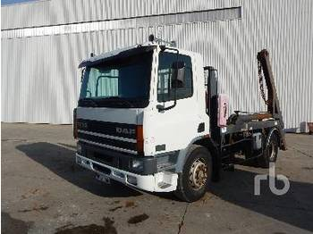 DAF CF75-290 4x2 - hook lift truck