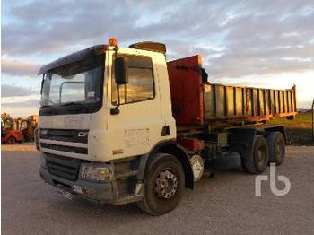 DAF CF75.360 - hook lift truck