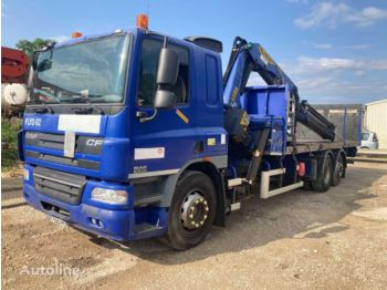 Hook lift truck DAF CF75.360 PALFINGER PK 20001-K