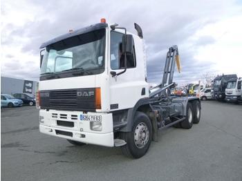 Hook lift truck DAF CF85 340