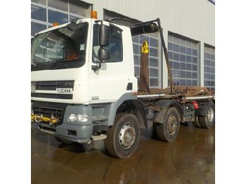 Hook lift truck DAF CF85.360