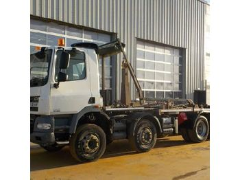 Hook lift truck DAF CF85-360