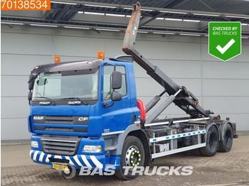 Hook lift truck DAF CF85.360 6X2 NL-Truck Liftachse Euro 5