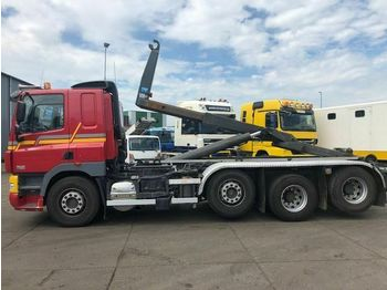 Hook lift truck DAF CF85-410 8X2 VDL S25-6000: picture 1