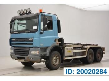 Hook lift truck DAF CF85.460 - 6x4