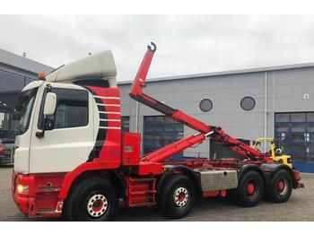 Hook lift truck DAF CF85-460 / MANUAL / EURO-5 / MULTILIFT HOOKSYSTEM