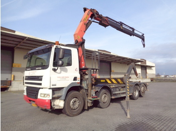 Hook lift truck DAF CF85 8X2