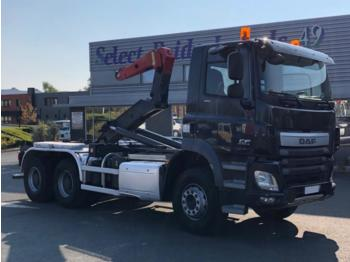 Hook lift truck DAF CF 410: picture 1