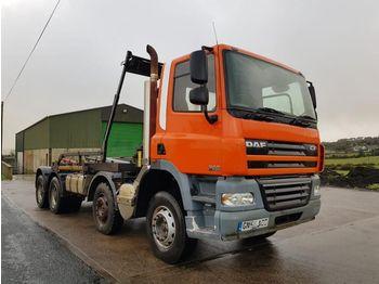 Hook lift truck DAF CF 85 410