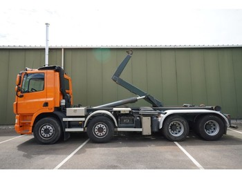 DAF CF 85.410 8X2 HOOK ARM SYSTEM 251.000KM - hook lift truck