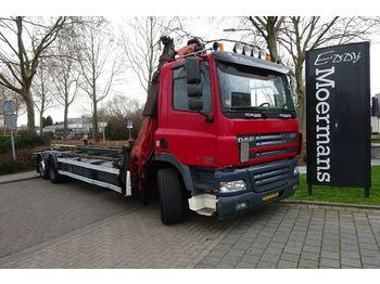 Hook lift truck DAF CF 85 430 6x2