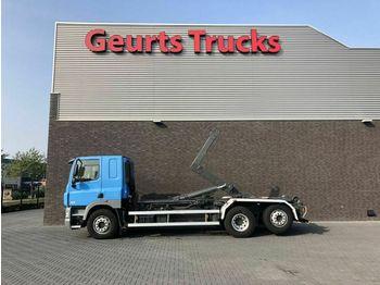 Hook lift truck DAF CF 85 460 6X2 HAAKARMSYTEEM