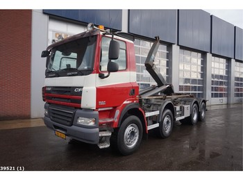 DAF FAD 85 CF 410 Euro 5 Full steel - hook lift truck