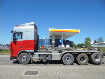 DAF FAK 105.410 TRIPLE - hook lift truck
