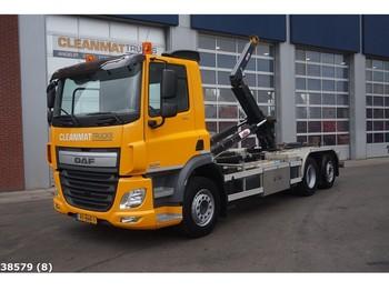 Hook lift truck DAF FAN CF 330