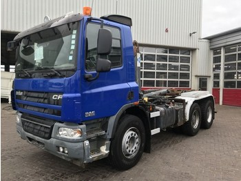DAF FAT CF 75.360 EURO 4 - hook lift truck