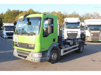 DAF FA LF 45.180  - hook lift truck