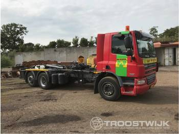 Hook lift truck DAF Fan cf75