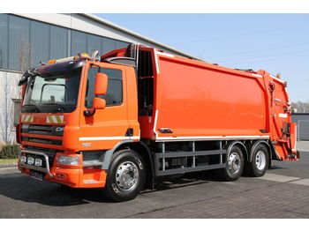 Hook lift truck DAF GARBAGE REFUSE TRUCK CF 75.310 E5 NORBA RL 300: picture 1