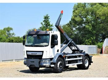 Hook lift truck DAF LF 250 FA Abrollkipper 3,90m *4x2* Top Zustand!