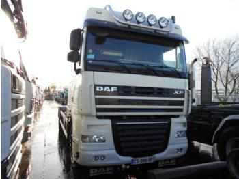 Hook lift truck DAF XF105 460: picture 1