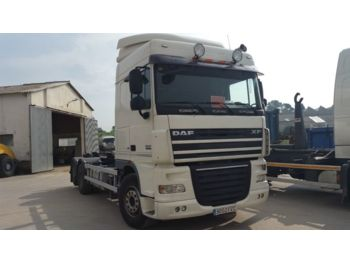 DAF XF105.460 - hook lift truck