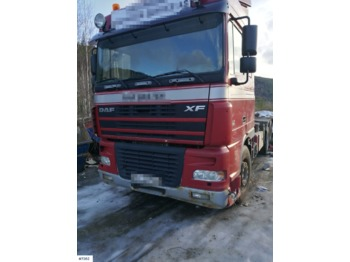 Hook lift truck DAF XF95: picture 1