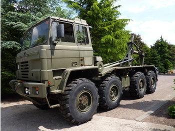 Hook lift truck FODEN DROPS 8X6