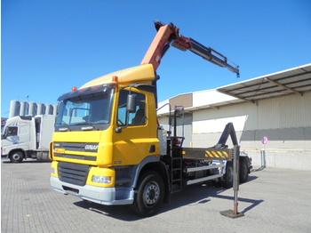 Hook lift truck Ginaf X 3232 S