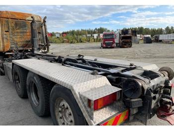 Hook lift truck Hiab Multilift 5100mm cc traktorkärra?