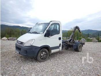 IVECO 35C18 Camion Ampliroll - hook lift truck