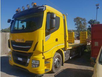 Hook lift truck IVECO STRALIS 510