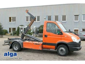 Hook lift truck Iveco 70C17, Euro 5, 5.000kg Traglast, 2x AHK, 7to. GG