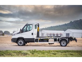 Hook lift truck Iveco Daily