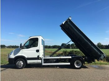Hook lift truck Iveco Daily 50C18 hooklift