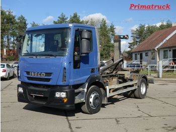 Hook lift truck Iveco Eurocargo 140E22 container