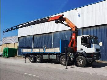 Hook lift truck Iveco Trakker 360 - PK 44002