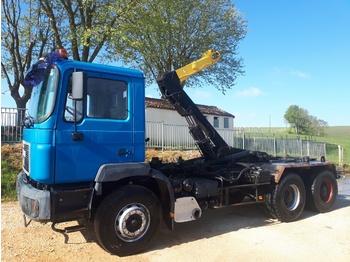 Hook lift truck MAN 26.343