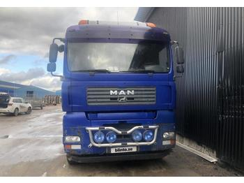Hook lift truck MAN 26.480 6x2-2