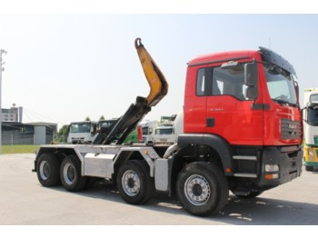 8660_7566029830641 man t40 6x4 hook lift truck from czech republic for sale at truck1  at soozxer.org