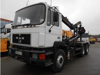 Hook lift truck MAN 33.322
