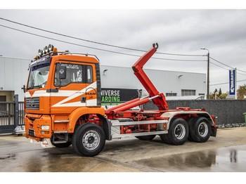 Hook lift truck MAN TGA 26.360 BB