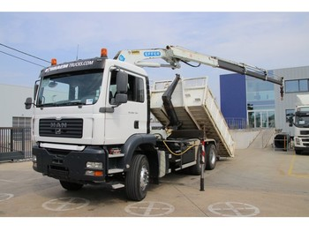 MAN TGA 26.360 BB - EFFER 170 3S - hook lift truck