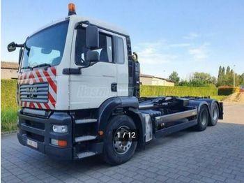 Hook lift truck MAN TGA 28.360